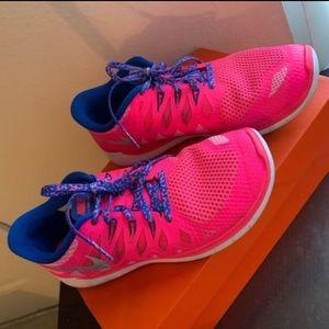 Nike free 5.0 7Y